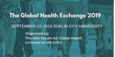 The Global Health Exchange 2019 tickets