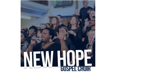 New Hope Gospel Choir from Atlanta - Live in Concert