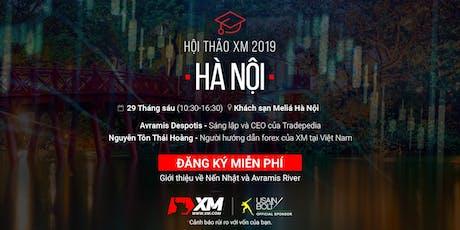 HỘI THẢO XM 2019 HÀ NỘI - CHÚ TRỌNG ĐÀO TẠO tickets
