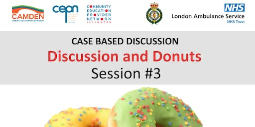 Discussion & Donuts - Session 3