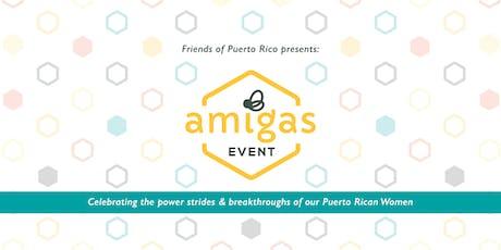 Amigas | A Conversation with Angelique & Izmira tickets