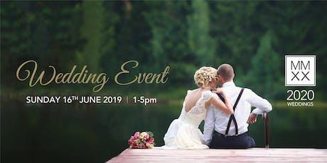 Wedding Event at Muckross Park Hotel  tickets