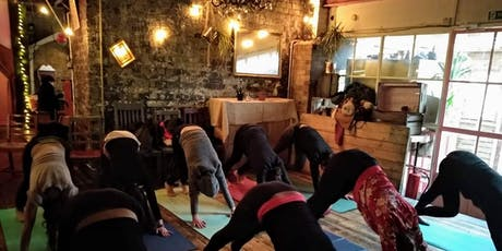Saturday Yoga at Love Shack tickets