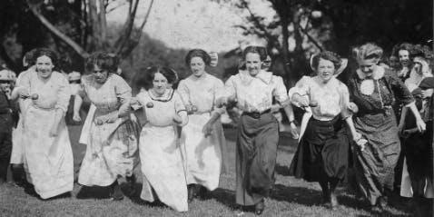 Women's Sports Day