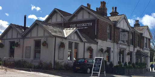 Networking & Social Event  The Hesketh - June 19th 2019
