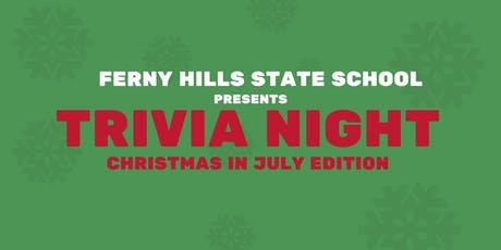 Christmas in July Trivia Night entradas