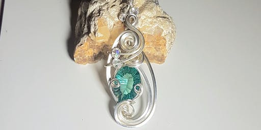 Wire Sculpture Gemstone Masterclass