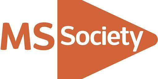MS Society Volunteer Voice event - Belfast