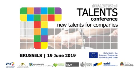 TALENTS Conference (#TALENTSbxl) tickets