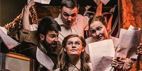 Paddleboat Theatre - Clare Hollingworth and the Scoop of the Century at Tiverton Library tickets