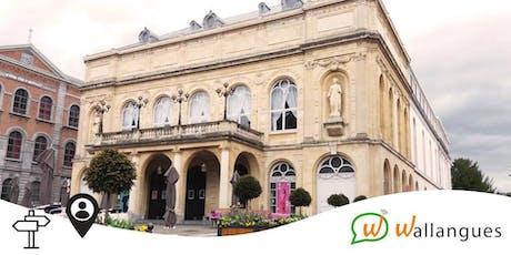 Wallangues in the City - Namur billets