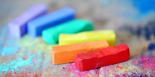 Novena: Pastel Art Course 粉彩画 - Aug 30-Oct 18 (Fri) 8 sessions