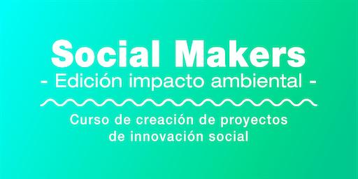 Curso de creación de proyectos de impacto ambiental