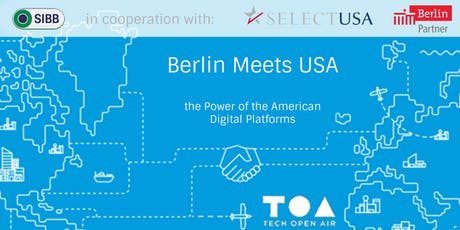 Berlin Meets USA: the Power of the American Digital Platforms Tickets