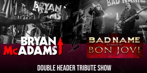 Bryan McAdams vs Bad Name - a Tribute to Bon Jovi