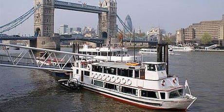Anglo-Thai Society Thames River Cruise tickets