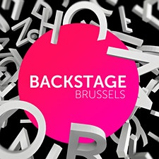 Backstage Brussels logo