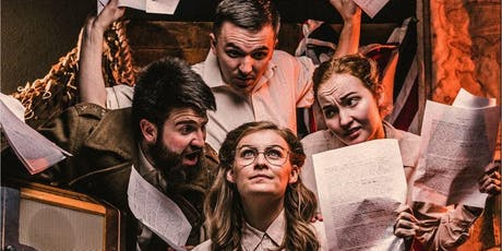 Paddleboat Theatre - Clare Hollingworth and the Scoop of the Century at Totnes Library tickets