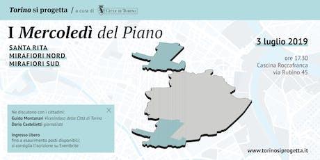 I Mercoledì del Piano - Santa Rita | Mirafiori Nord | Mirafiori Sud biglietti