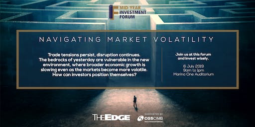 The Edge Singapore | Mid Year Investment Forum 2019