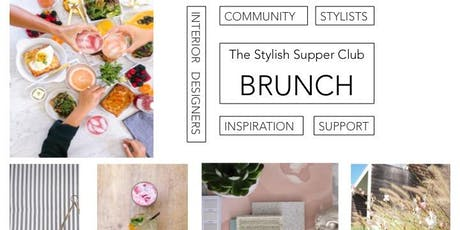 The Colourful Stylish Supper Club Brunch at Hello Darling  tickets