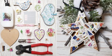 Up-Cycling Workshop - Festive decorations tickets