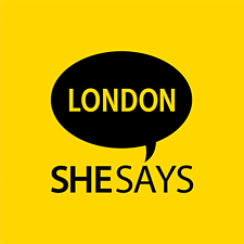 SheSays London logo