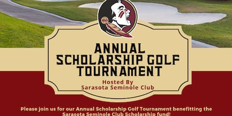 Annual Sarasota Seminole Club Scholarship Golf Tournament tickets