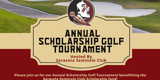 Annual Sarasota Seminole Club Scholarship Golf Tournament
