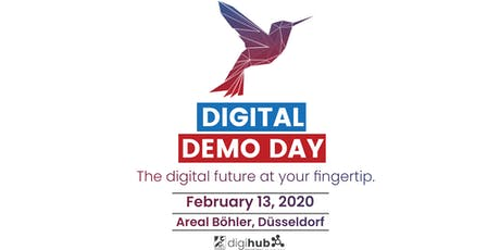 Digital Demo Day 2020 tickets
