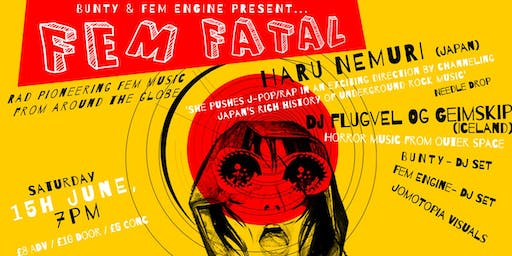 Fem Fatal Launch Party