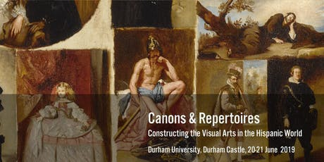 Canons and Repertoires: Constructing the Visual Arts in the Hispanic World tickets