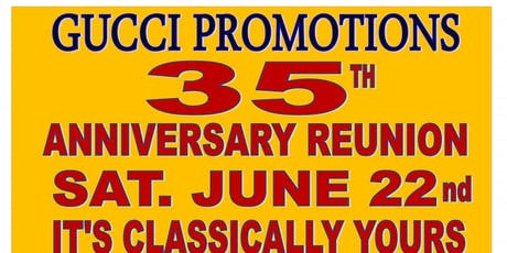 Gucci Promotions Reunion  tickets