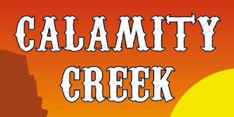 HOLIDAY CLUB 2019 - CALAMITY CREEK £5 per child/£10 per family tickets