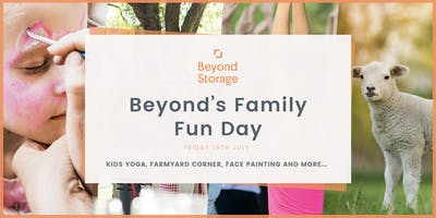 Beyond's Family Fun Day!