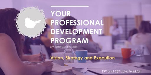 Your Professional Development Program by Bittersweet-Club