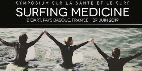 SMI Tour : Symposium sur la santé et le surf entradas