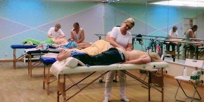 Massage-Ausbildung - Einstiegsworkshop zum/r Massa