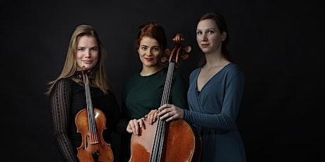 Volkmann Trio (piano, viool en cello) tickets