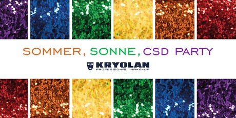 Time to Party.  Sommer, Sonne, CSD. Tickets
