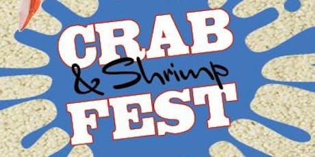 Culpeper Republicans 1ST ANNUAL CRAB & SHRIMP FEST tickets