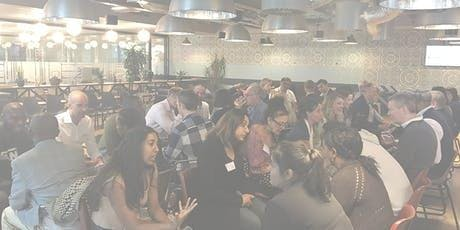 GetSet Quick connect: Networking & Pizza [business and community event] tickets