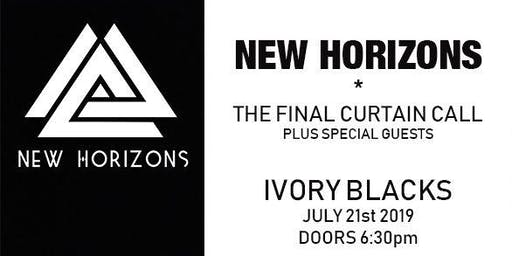 New Horizons - The Final Curtain Call