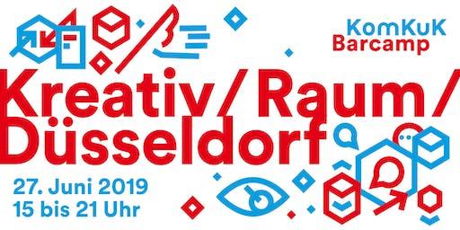 Kreativ/Raum/Düsseldorf - Ein KomKuK-Barcamp
