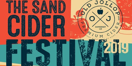 Sand Cider Festival 2019 tickets