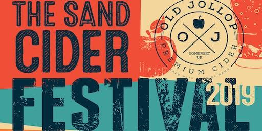 Sand Cider Festival 2019
