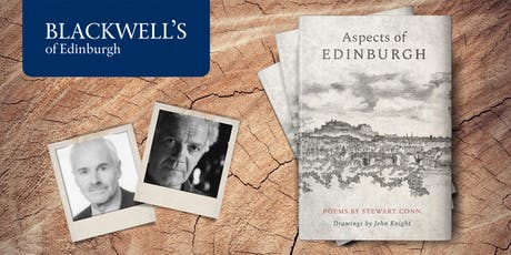 Aspects of Edinburgh with Stewart Conn and John Knight tickets