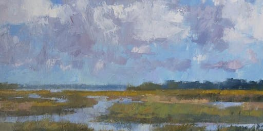 1 Full Day: Loosen Up With Palette Knife w/ James Lewis