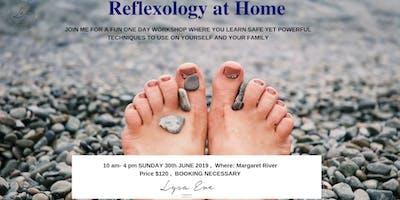 Reflexology at Home