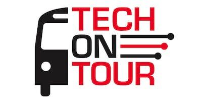Tech-on-Tour der IT-Job-Shuttle in Nürnberg 2020